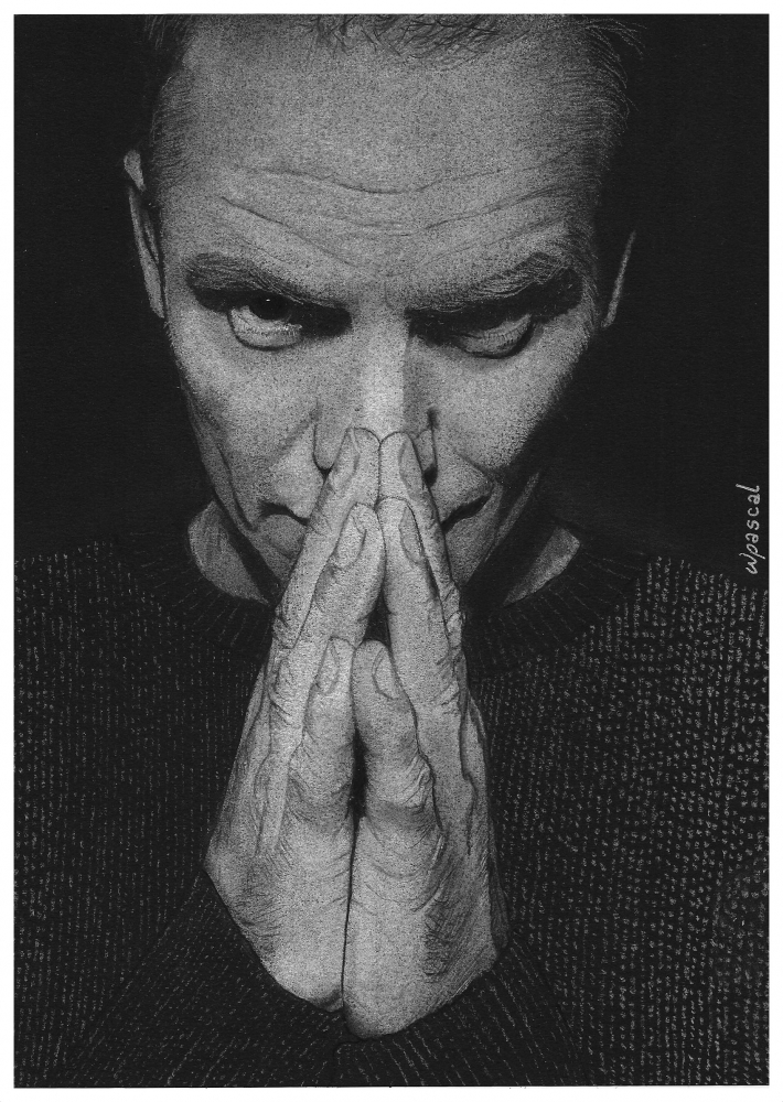 Sting by wpascal